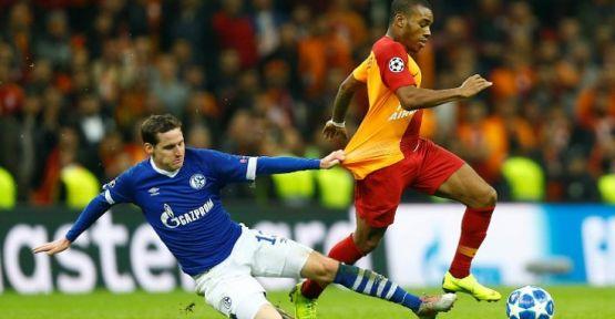 Galatasaray, Schalke 04 ile 0-0 berabere kaldı