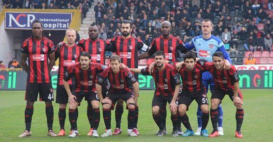 Gaziantepspor 27 yıl sonra Süper Lig'den düştü