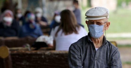 Gaziantep'te 65 yaş üstüne yeni yasaklar