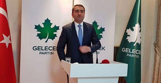 Gelecek Partisi Sözcüsü Temurci: 'Demirtaş çıksın, rakibimiz ile yarışalım'