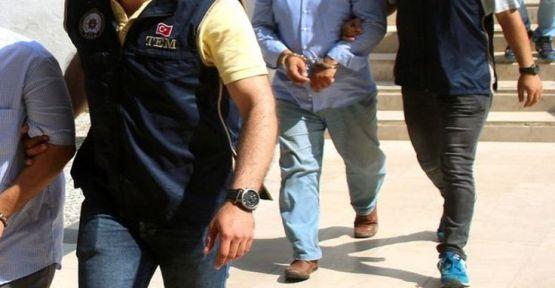 Görevdeki 103 subaya gözaltı