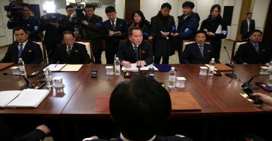 Güney Kore ile anlaşan Kuzey Kore: Sadece ABD'yi hedef alıyoruz