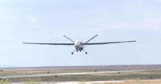 'Güvenli bölge'de İHA uçuşları başladı