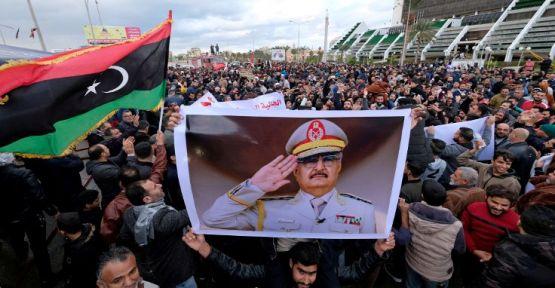 Hafter güçleri: Sirte'yi sadece üç saatte ele geçirdik