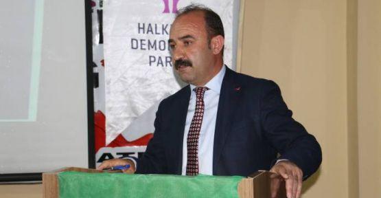 Hakkari Belediyesi Eşbaşkanı Cihan Karaman tutuklandı