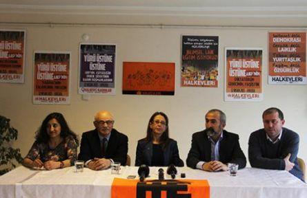 Halkevleri'nden HDP'ye Oy Çağrısı