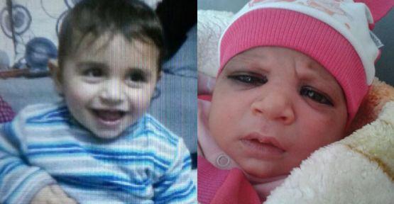 Hatay'da cinnet getiren anne 2 çocuğunu öldürdü