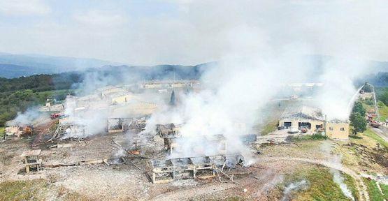 Havai Fişek Fabrikası ile ilgili soruşturma başlatıldı