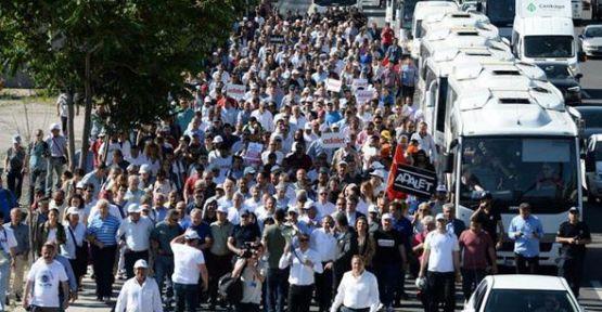 HDP, Adalet Yürüyüşü'nde hangi dövizleri taşıyacak?