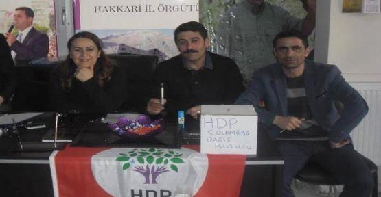 HDP, aday adaylık başvuru süresini uzattı