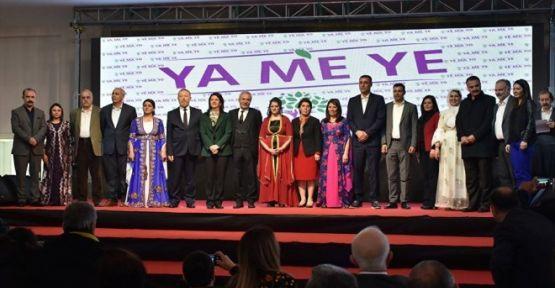 HDP adaylarını tanıttı: İttifaklar başa baş, sonucu biz belirleyeceğiz