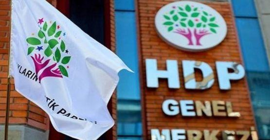 HDP: 'Direnişimizi aralıksız olarak sürdürmeye devam edeceğiz'