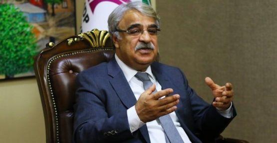 HDP Eş Genel Başkanı Mithat Sancar'dan kayyım tepkisi