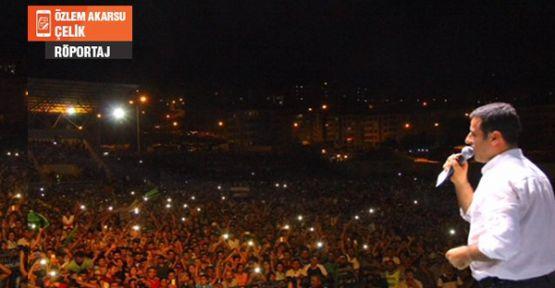 Selahattin Demirtaş: 'Bütün koşulları AKP kontrol edemez'