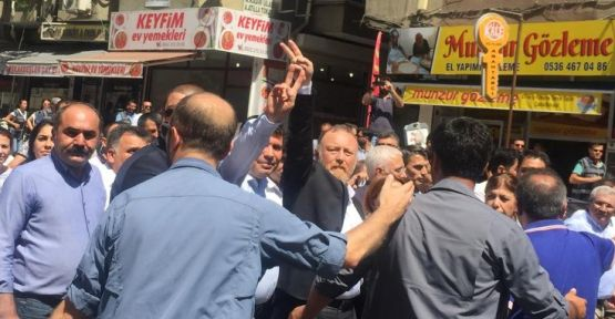 HDP Eş Genel Başkanı Sezai Temelli: Her gün meydanlarda olacağız