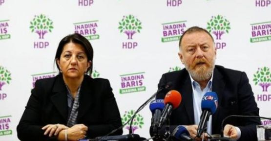HDP Eşgenel Başkanları'ndan bayram mesajı