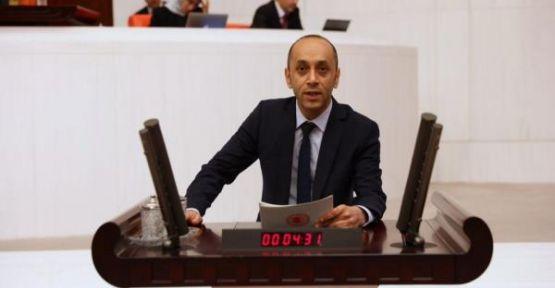 HDP'li Sait Dede, Bakan Soylu'ya Hakkari ve ilçelerinin su sorununu sordu