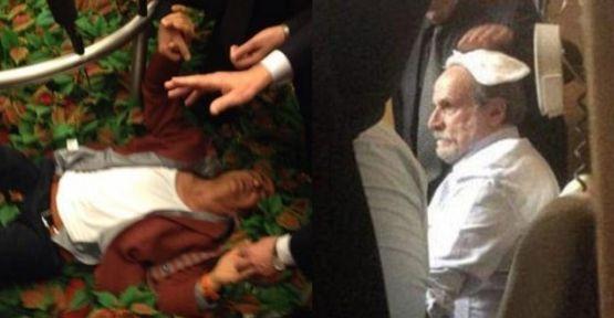 HDP: İç Güvenlik Yasası gelmeden ilk kanı mecliste döktüler