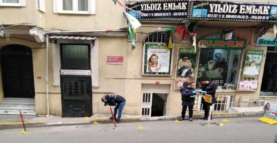 HDP İstanbul il binasına silahlı saldırı