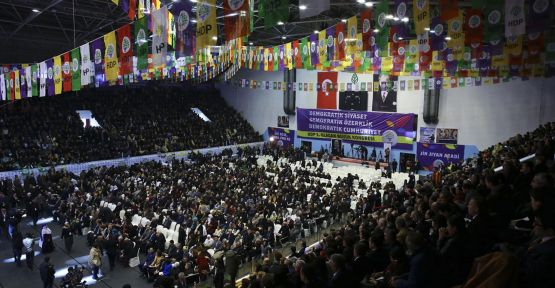 HDP kongreye gidiyor: İlk aday Musa Kalkan