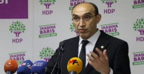 HDP: Kürtlerin dahil edilmediği bir anayasa demokratik olamaz