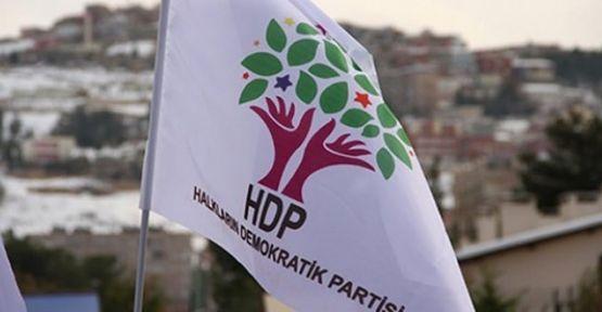 HDP: Li derveyî welat bibe dildarê HDP'ê