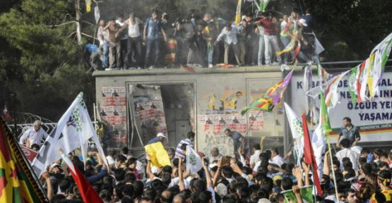 HDP mitingine saldırıdan 74 gün önce uyarıda bulunulmuş