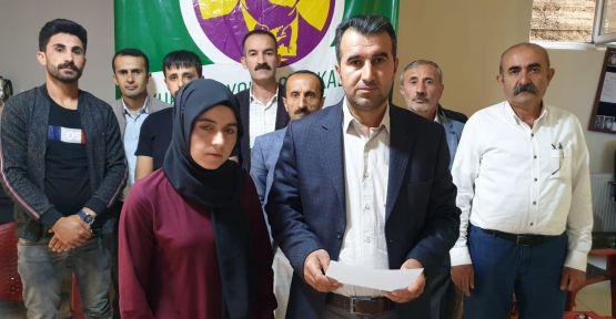 HDP Şemdinli'den 'Suriye operasyonu' tepkisi