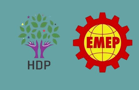 HDP ve EMEP seçim ittifakı yaptı