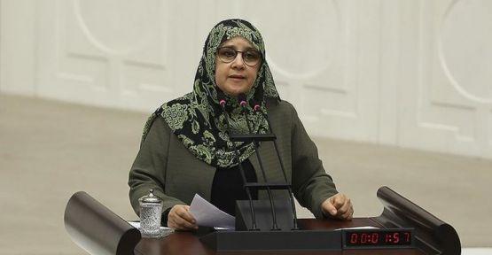 HDP'li Hüda Kaya: Dindarlar iktidarda adalet kayboldu