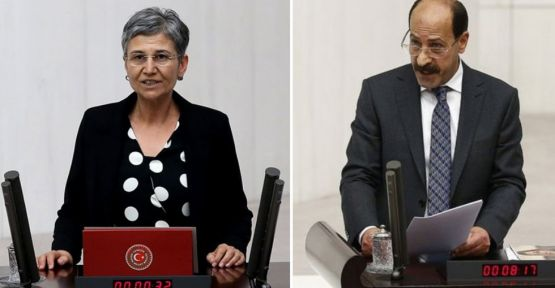 HDP'li Leyla Güven ve Musa Farisoğulları tutuklandı
