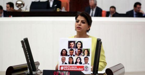 HDP'li Sibel Yiğitalp hakkında zorla getirilme kararı