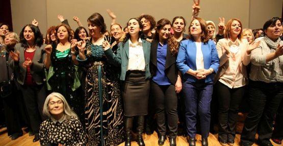 HDP'li vekillerin 31'i kadın
