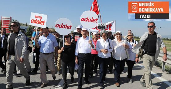 HDP'nin Adalet Yürüyüşü planı