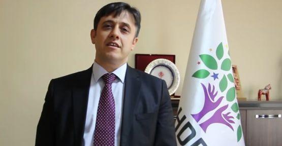 HDP'nin YSK temsilcisi Tiryaki: 'Kişisel verileri çaldınız'