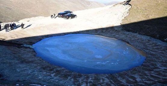Hedef: Taşıma suyla 'Dipsiz Göl' yapmak