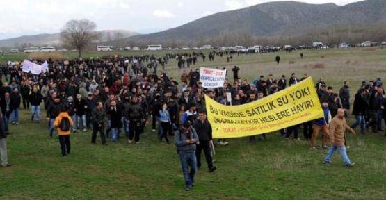 HES protestosuna polis ve jandarma müdahalesi