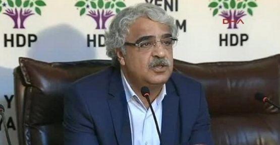 HDP'li Sancar: 'Hükümet KCK'nin şartlarını kabul etmeli'
