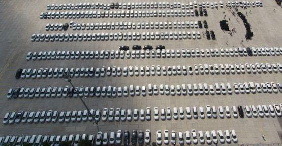 İBB'de lüks araçlar iki seçim arası iade edilmiş