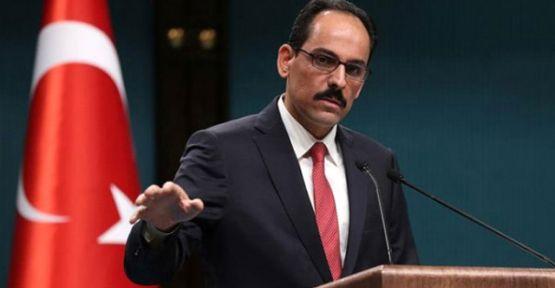 İbrahim Kalın: AKPM kararı, siyasi operasyondur