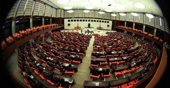 'İç Güvenlik Paketi'nde Meclis'ten geçen madde sayısı 26 oldu