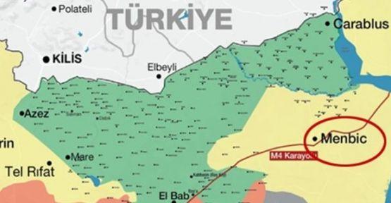 İddia: ABD ve Türkiye Menbiç için prensipte anlaştı