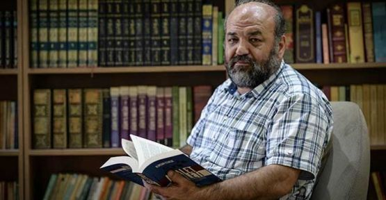 İhsan Eliaçık'ın yurt dışı yasağı kaldırılmadı