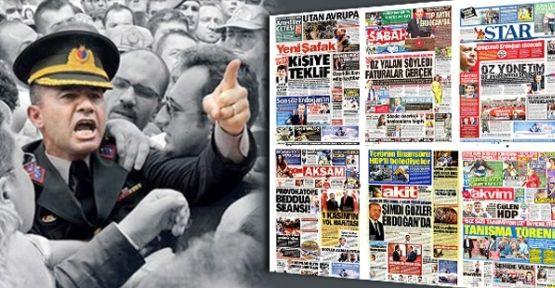 İktidara yakın 9 gazete Mehmet Alkan'ın isyanını da görmedi!