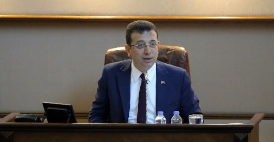 İmamoğlu'ndan Erdoğan'a: Halkın gayet içine sindi