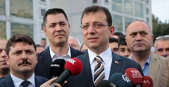 İmamoğlu'ndan YSK'nın sandık kurulu kararına tepki