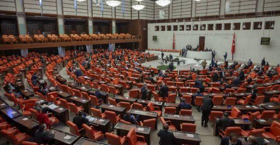 İnfaz yasası Meclis'ten geçti