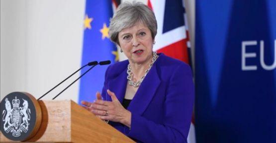İngiltere Başbakanı Theresa May'den açlık grevi açıklaması