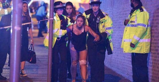 İngiltere'de konserde patlama: 19 ölü, 50'yi aşkın yaralı