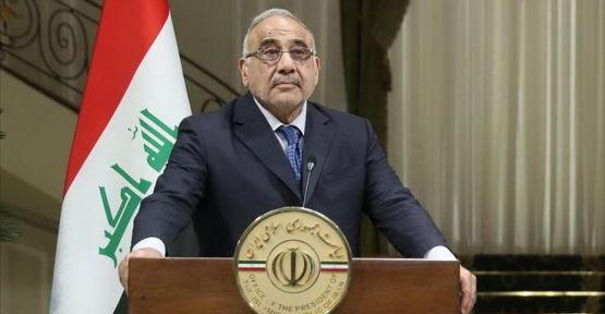 Irak Başbakanı Abdülmehdi istifasını sunacak
